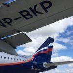 """""""Аэрофлоту"""" передали новый самолет Airbus A320"""