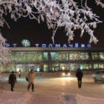 Пассажиропоток Толмачево за январь–февраль возрос на 33,3%